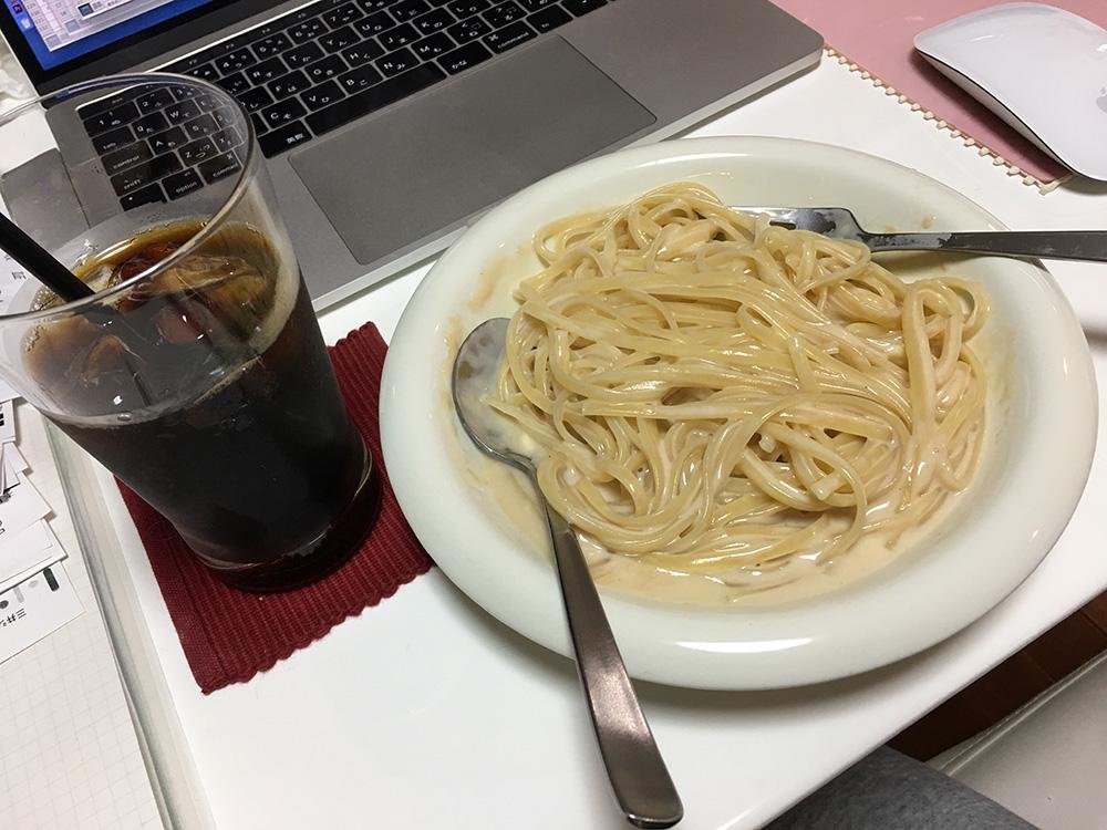 6月23日(金)昼ご飯