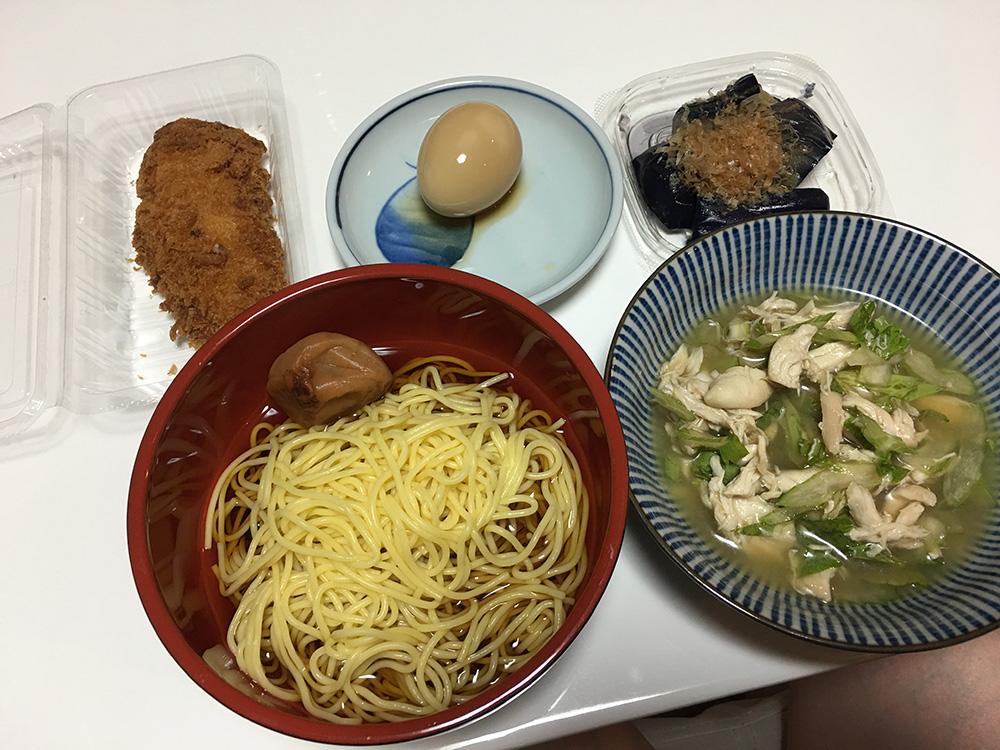 6月23日(金)夜ご飯