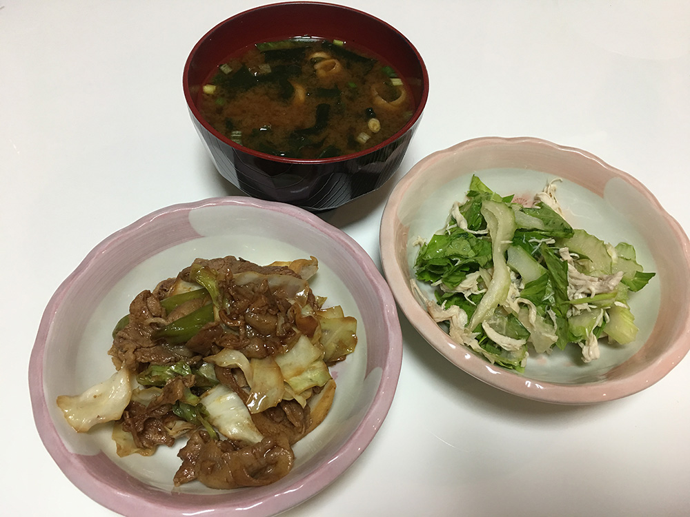 6月26日(月)昼ご飯