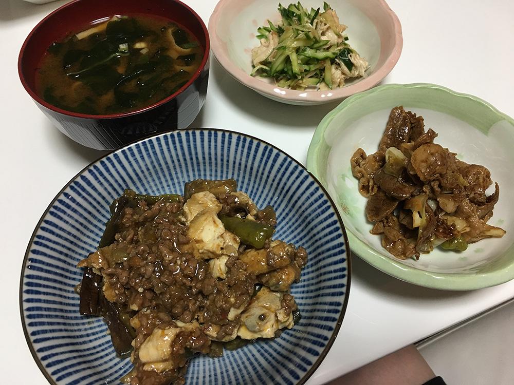 6月26日(月)間食