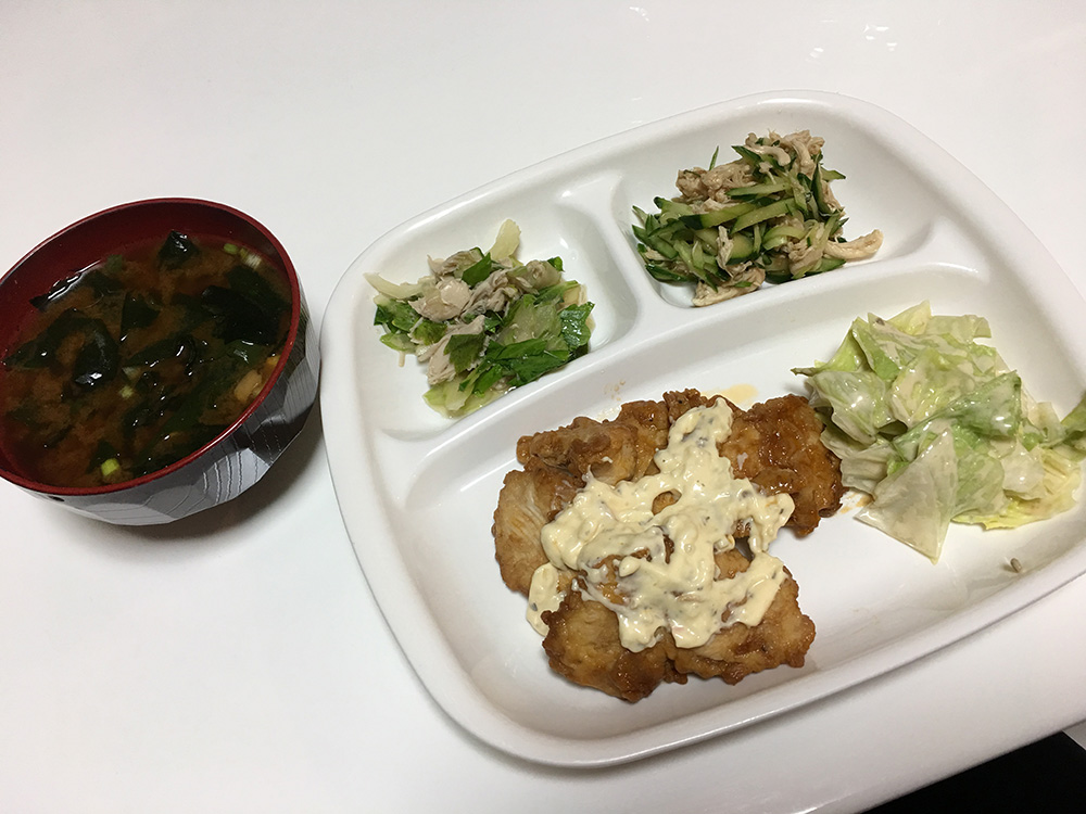 6月27日(月)昼ご飯