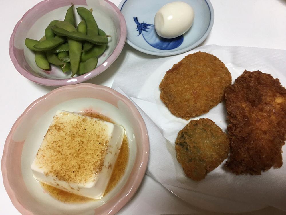 6月29日(木)夜ご飯