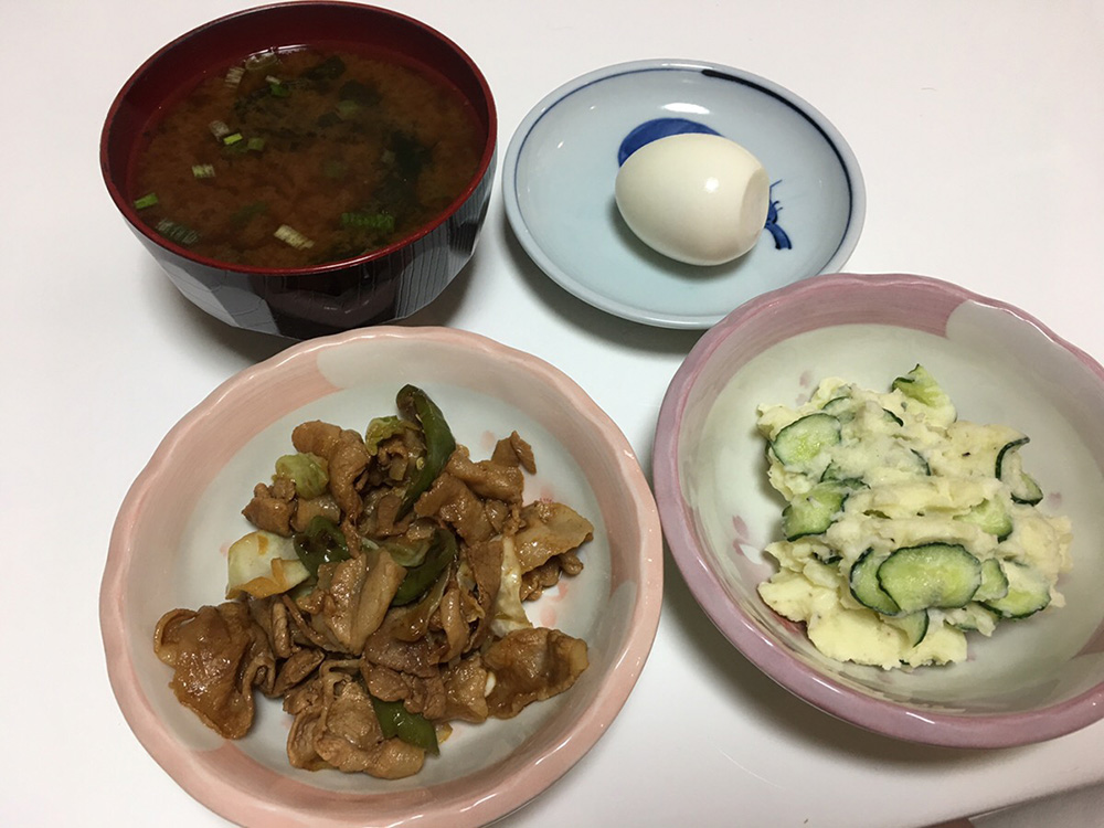 6月30日(金)昼ご飯
