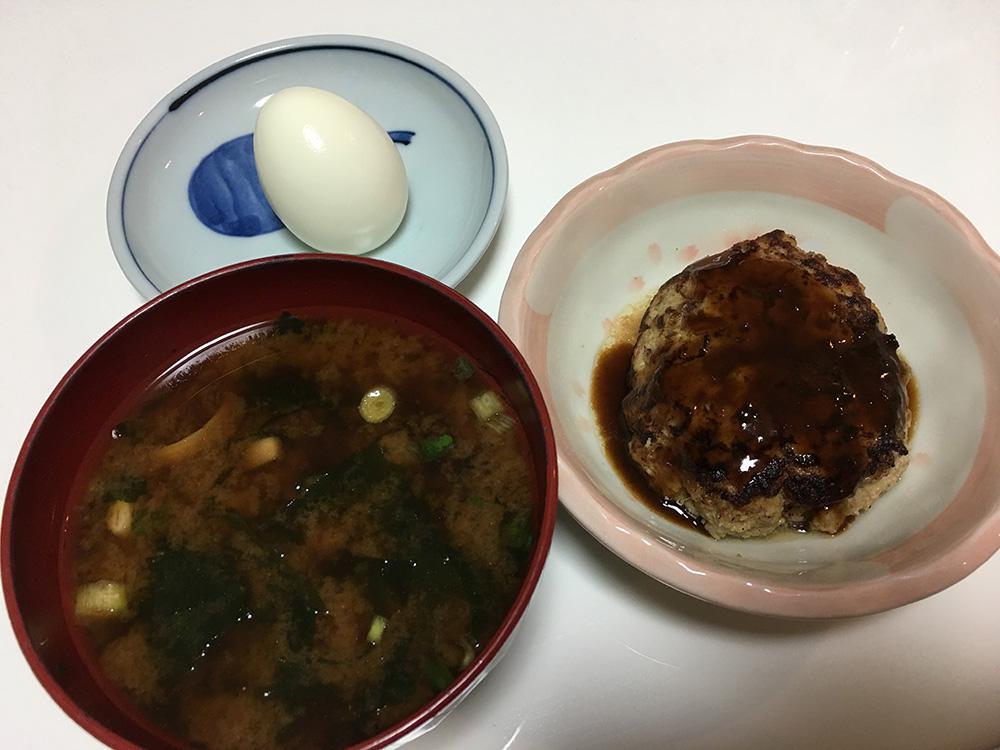 7月2日(日)昼ご飯