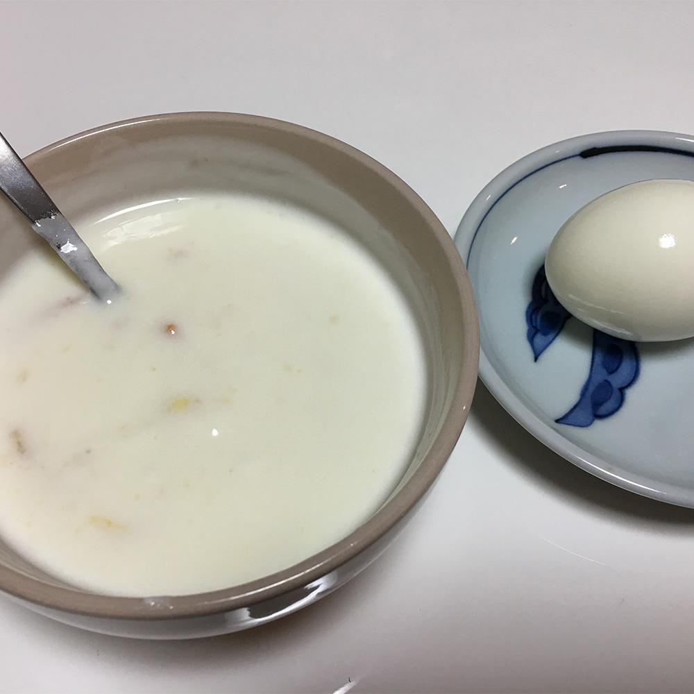 7月7日(金)朝ご飯