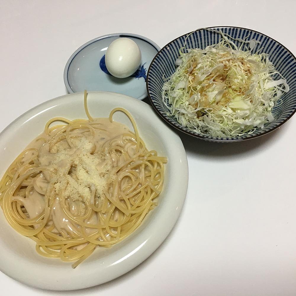 7月8日(土)昼ご飯