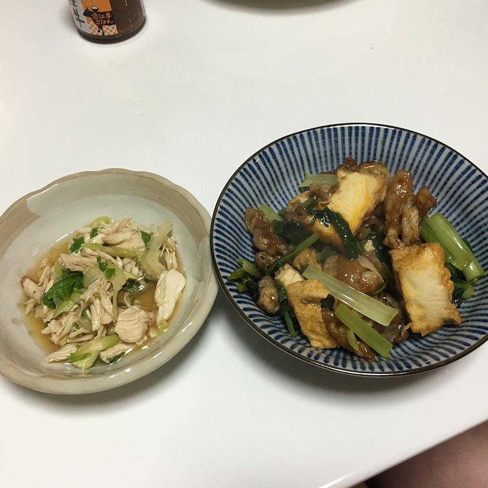 7月18日(火)夜ご飯
