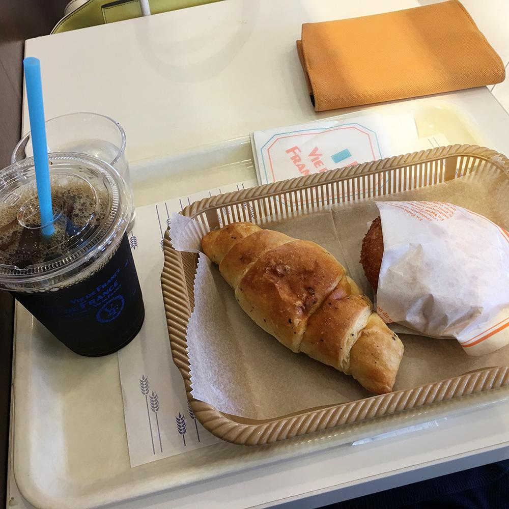 7月20日(木)昼ご飯