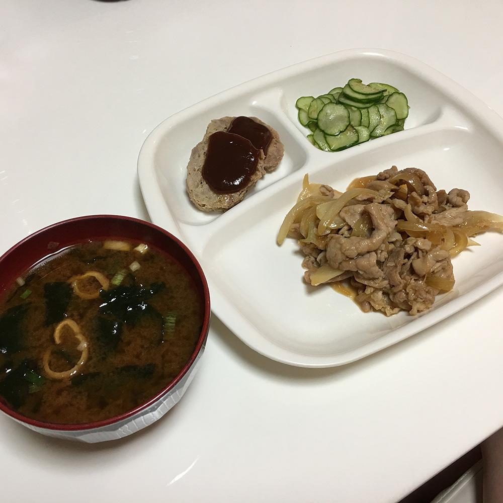 7月21日(金)昼ご飯