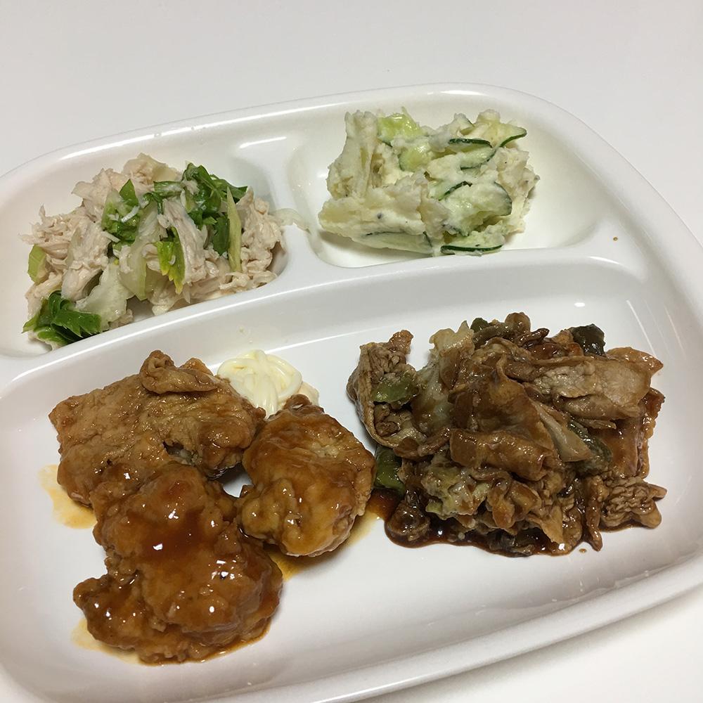 7月25日(火)昼ご飯