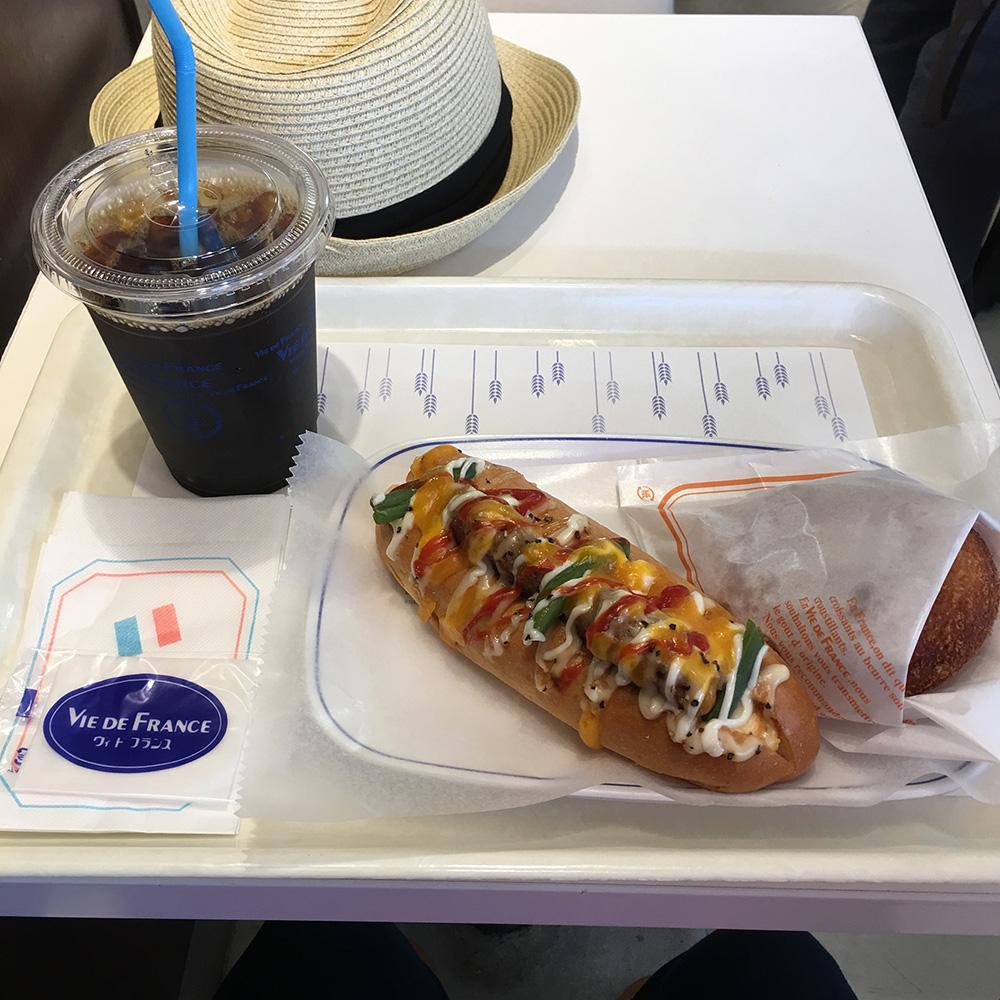 7月27日(木)昼ご飯
