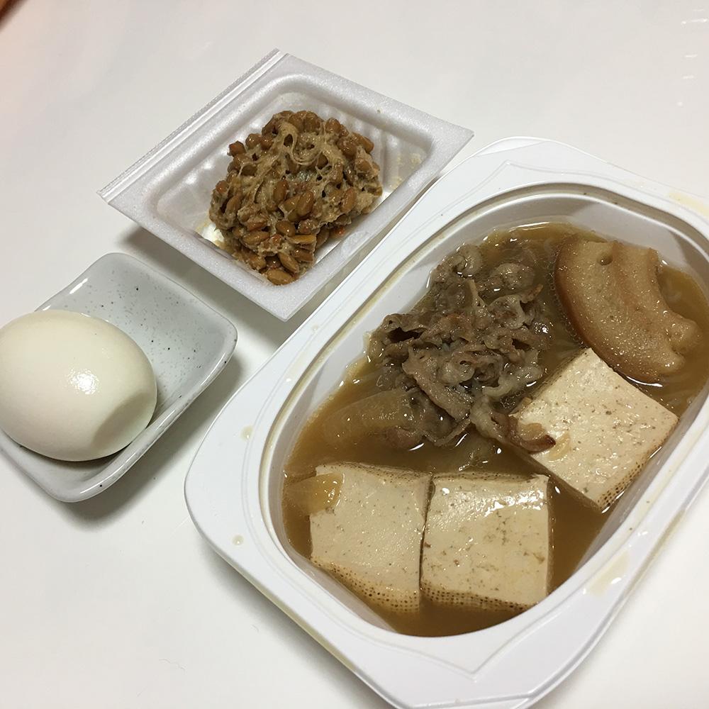 7月29日(土)昼ご飯