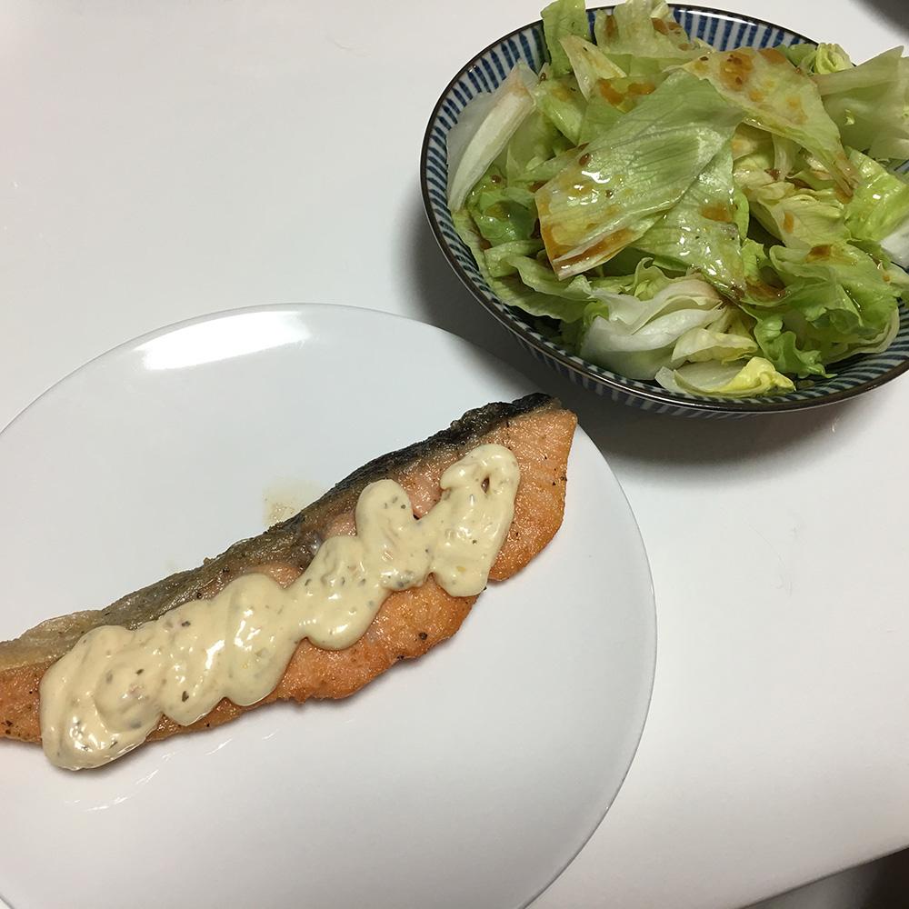 7月30日(日)夜ご飯