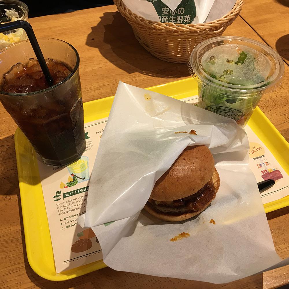 8月5日(土)昼ご飯