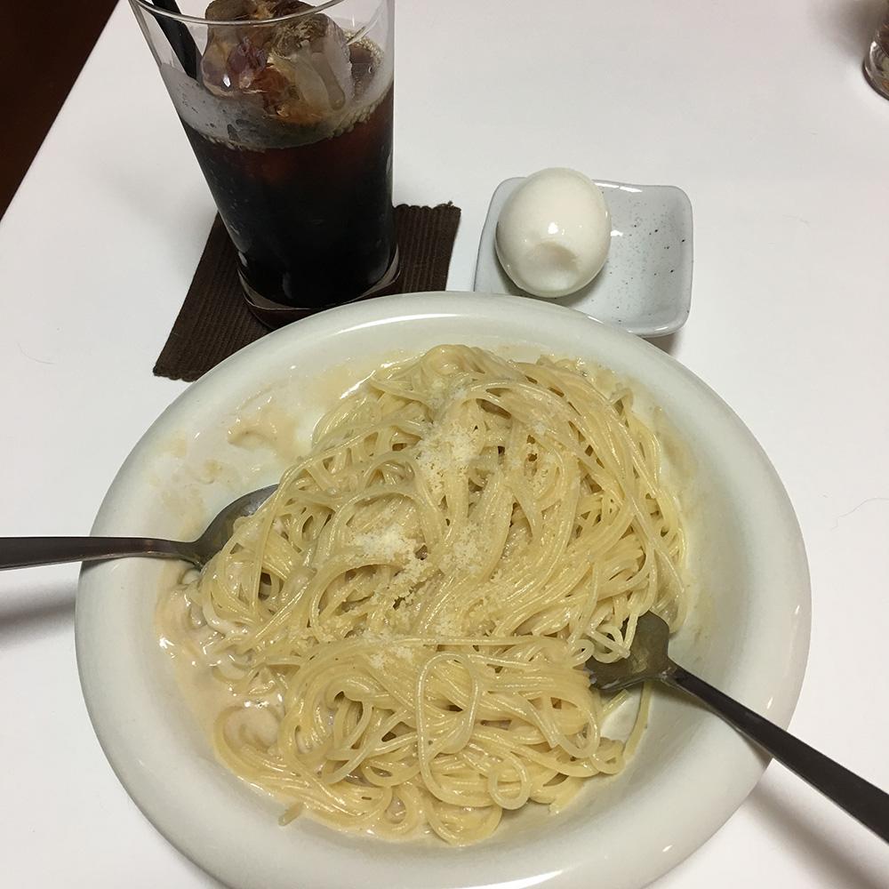 8月10日(木)昼ご飯