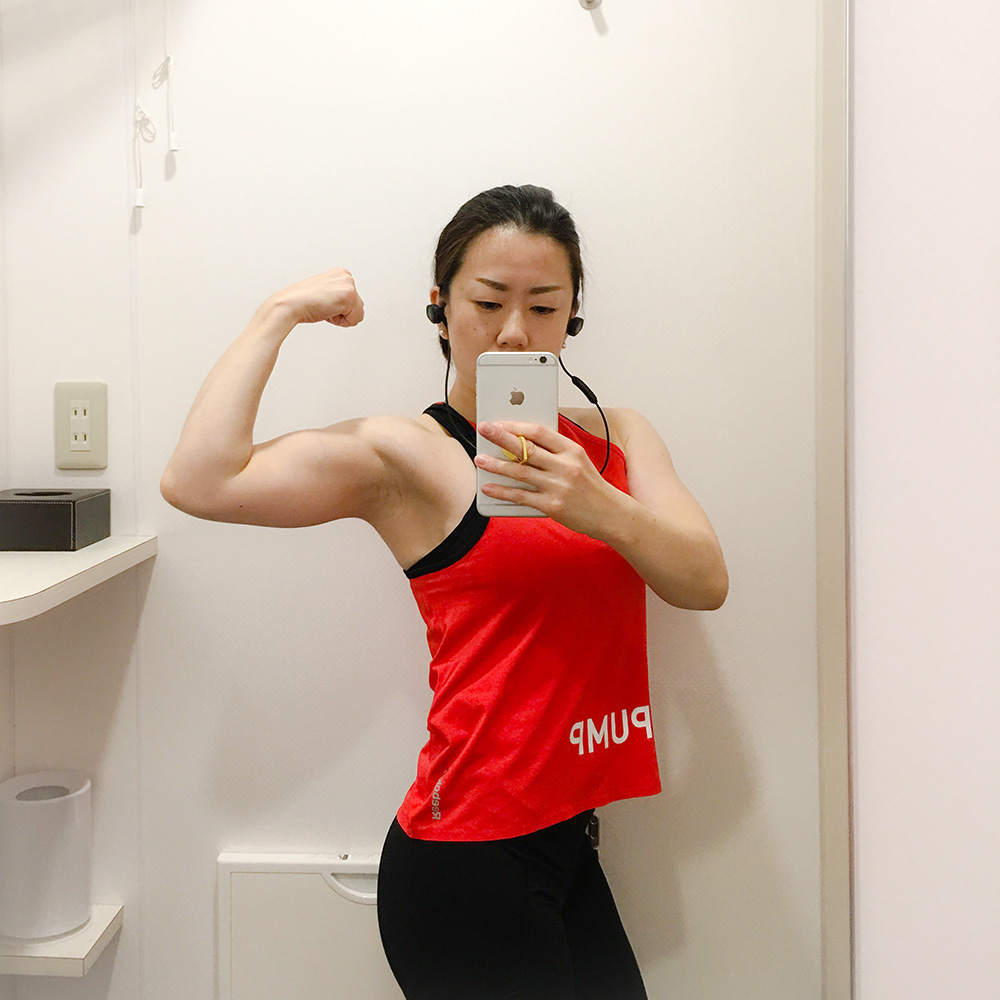 肩のトレーニング