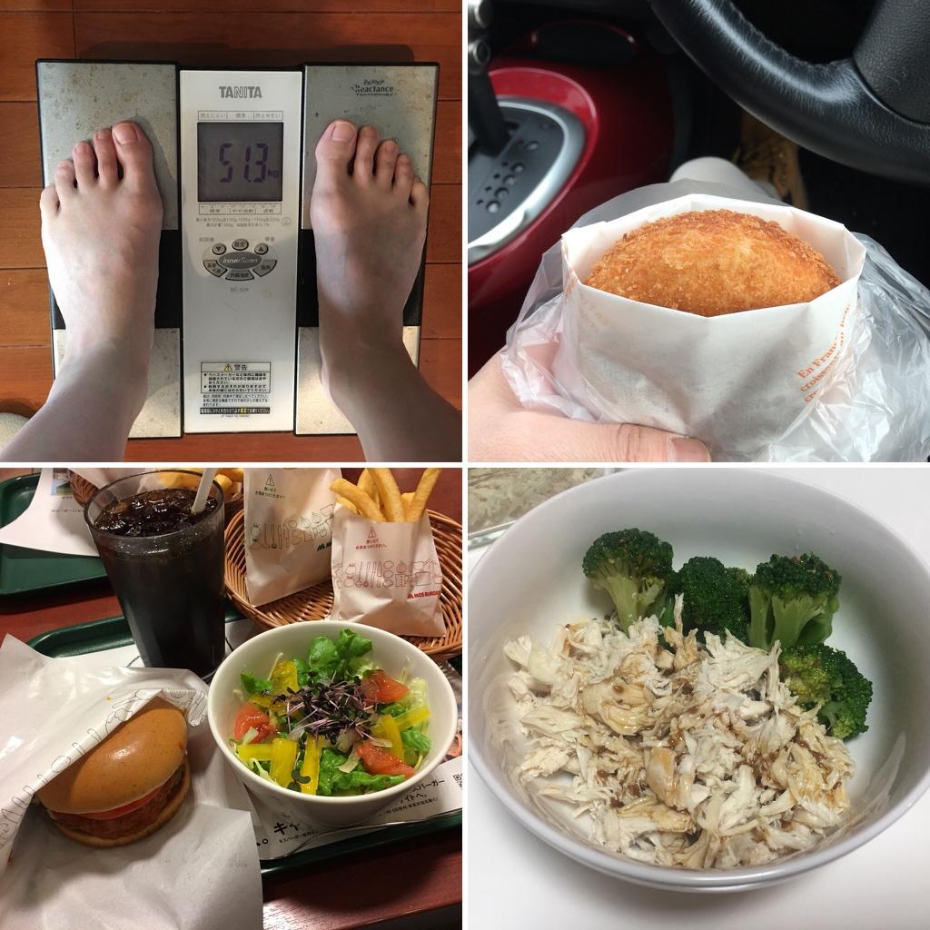平成30年2月16日(金)今朝の体重と昨日のご飯