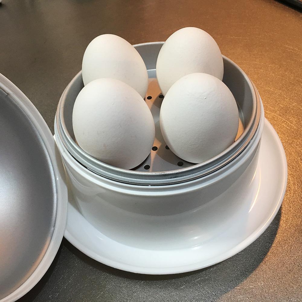 ゆで卵メーカー2