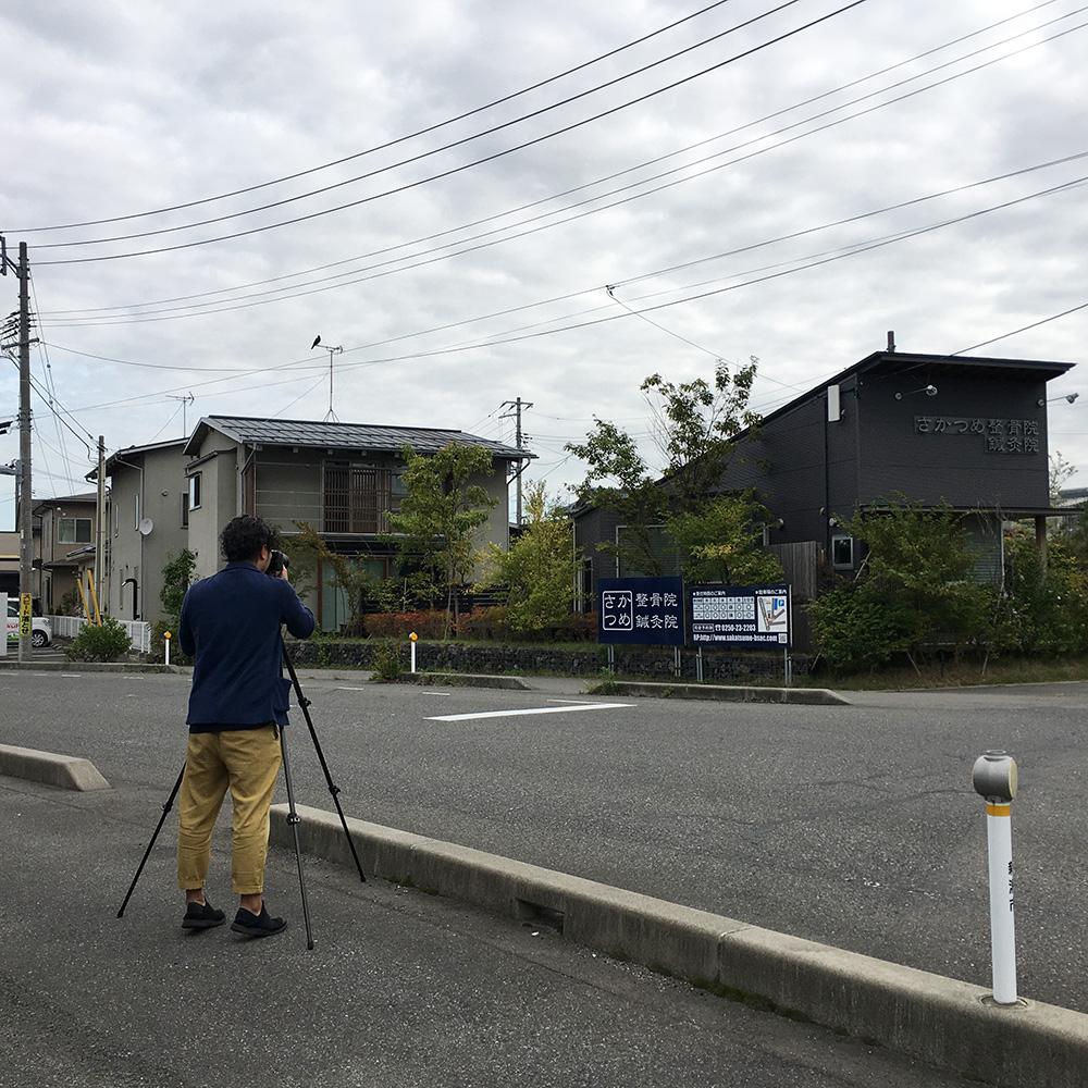 新潟撮影1