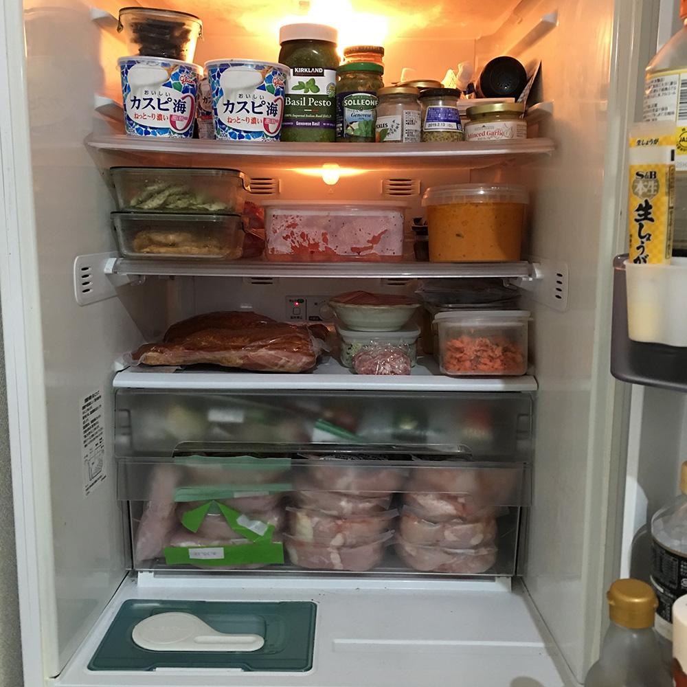 冷蔵庫いっぱい1